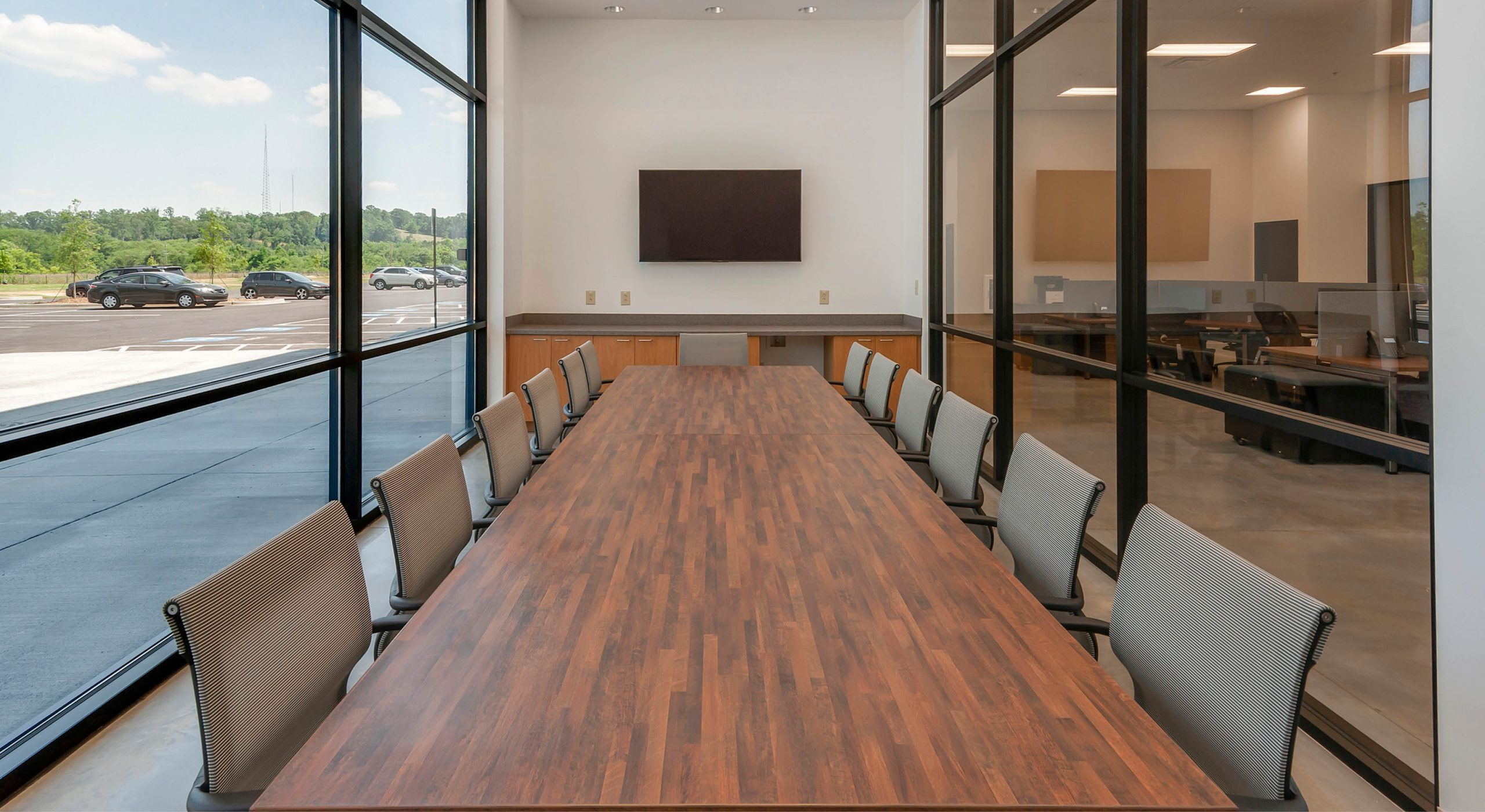 Loloi Rugs conference room