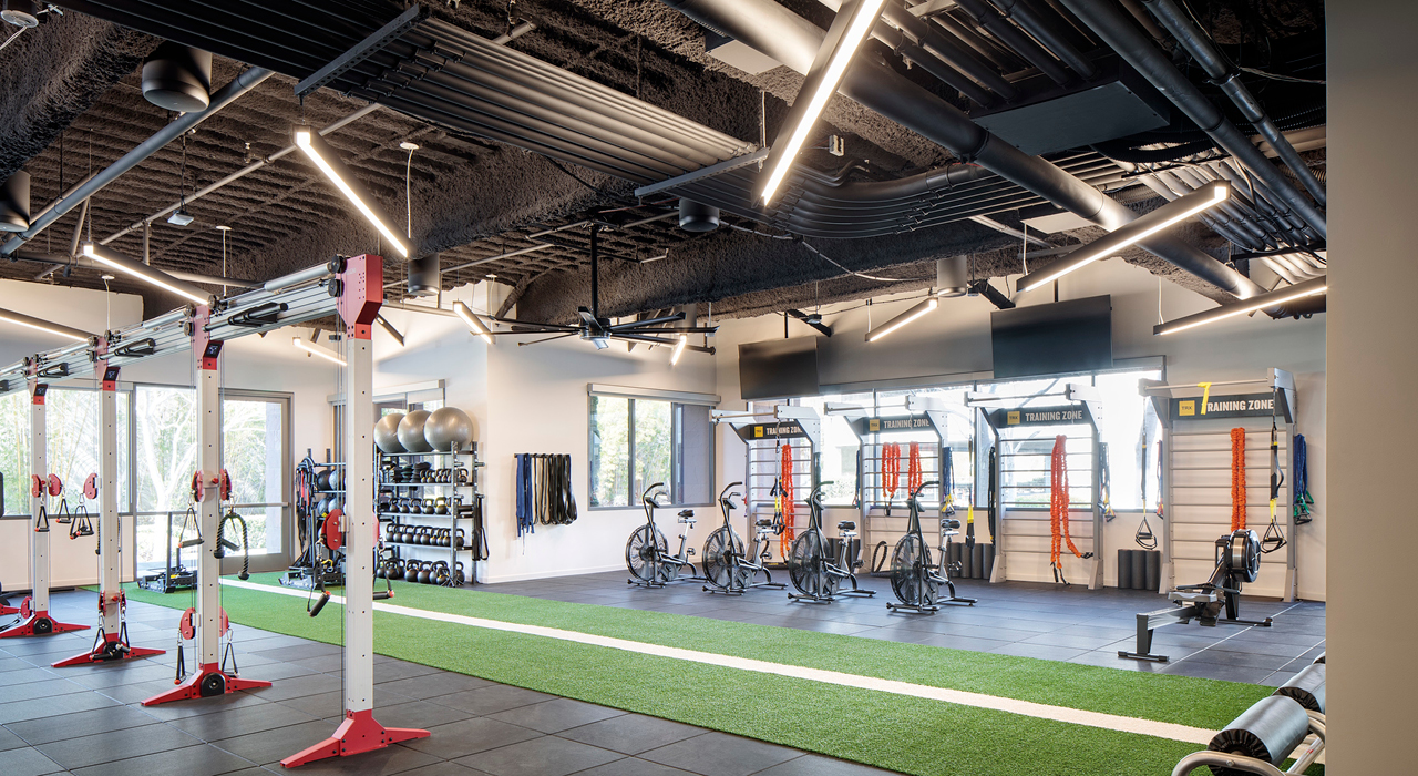 Kilroy Sabre Springs fitness center