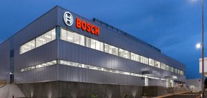 Bosch Office & Manufacturing Facility in Aguascalientes, Mexico