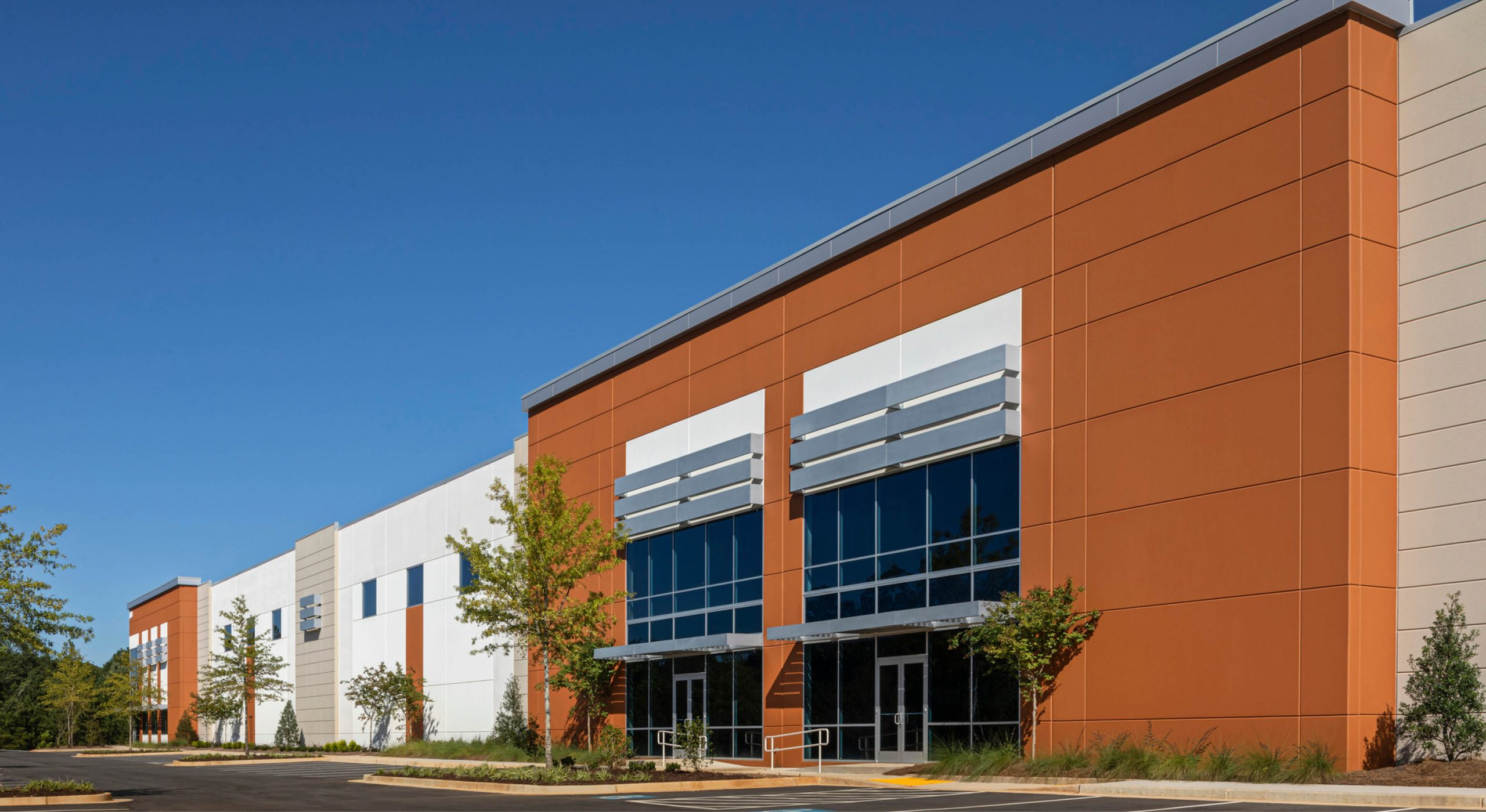 I-195 Lanier Logistics industrial building