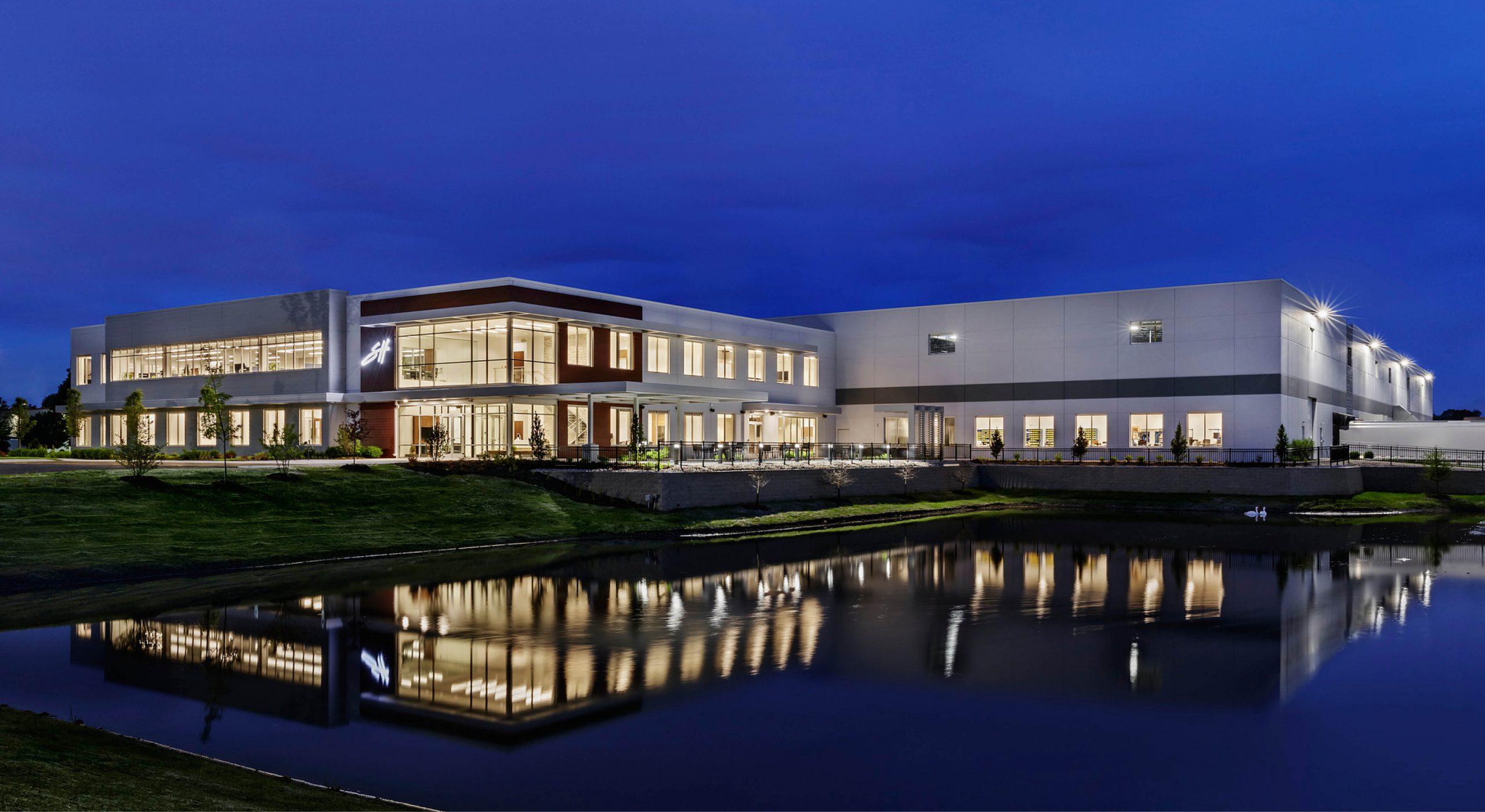 School Health build to suit building